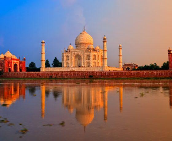 Luxusreise Indien Goldenes Dreieck 560x460