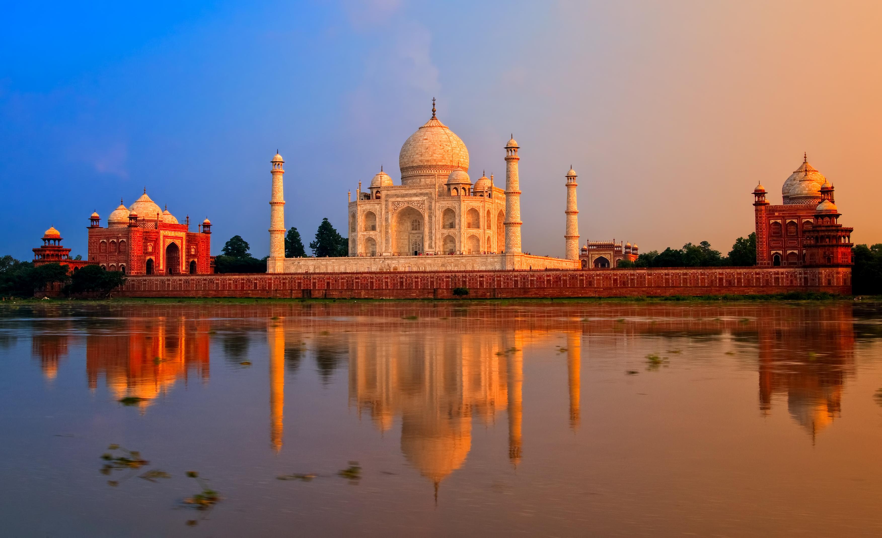 Luxusreise Indien Goldenes Dreieck