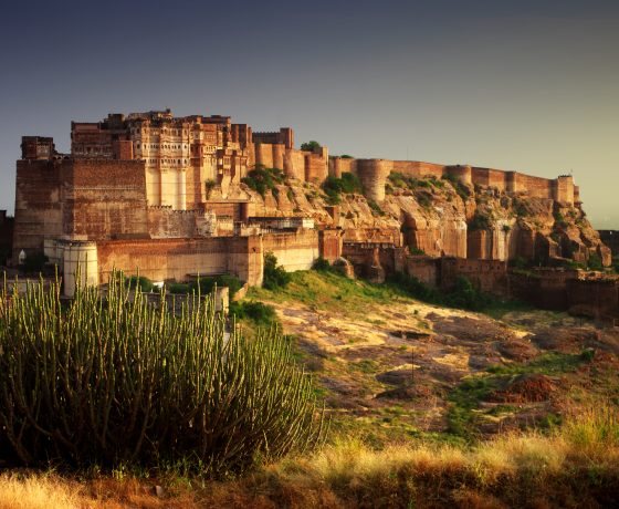 Rajasthan Reise mit Top Boutique Hotels 560x460