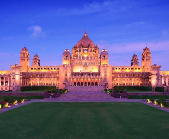 Exklusive Rajasthan Rundreise mit TAJ Hotels 560x460