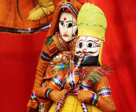 Fabelhaftes Rajasthan Reise 560x460