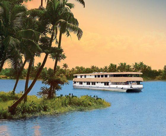 Indien Luxusreise mit Oberoi Hotels in Südindien und Rajasthan mit Hausboot 560x460