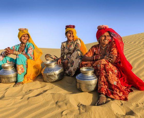 Klassisches Rajasthan Basic Reise 560x460