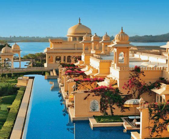 Luxus Rajasthan Reise mit Weltklasse Oberoi Hotels 1 560x460