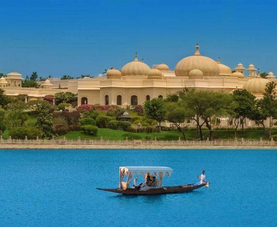 Luxus Rajasthan Reise mit Weltklasse Oberoi Hotels 560x460