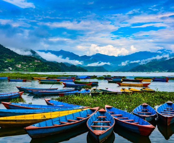 Nepal und Indien Reise 560x460