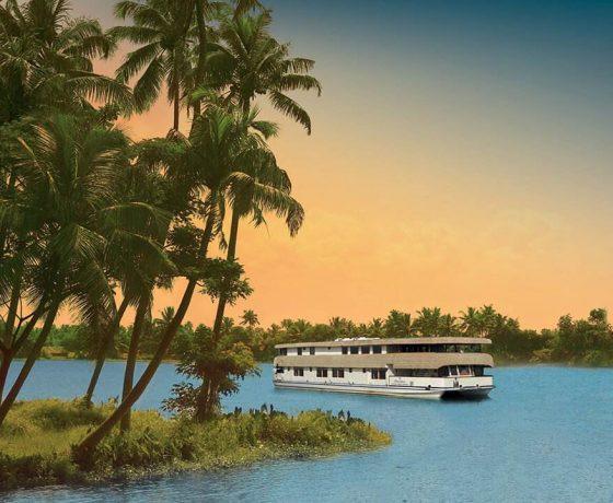Oberoi Indien Reise mit Luxus Hausboot 560x460