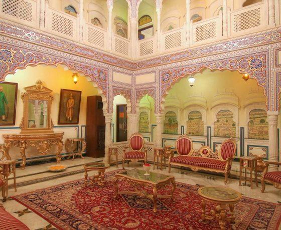 Rajasthan Entdecker Reise mit Wüsten Forts Festungen und Heritage Hotels 560x460