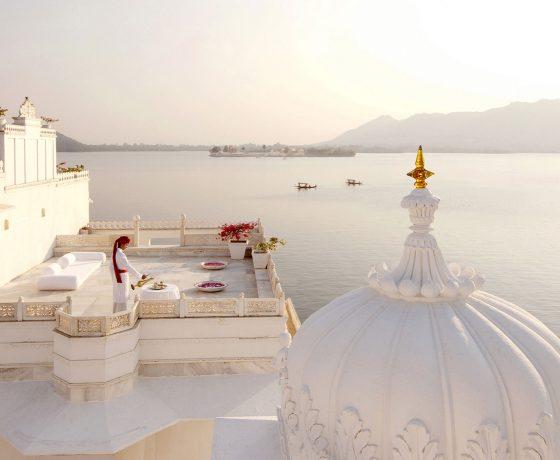 Indien Flitterwochen Luxus Hochzeitsreise mit luxuriösen Hotels 560x460